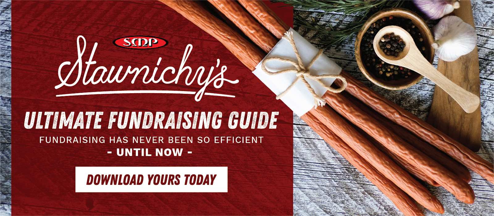 Ultimate Fundraising Guide | Stawnichy's