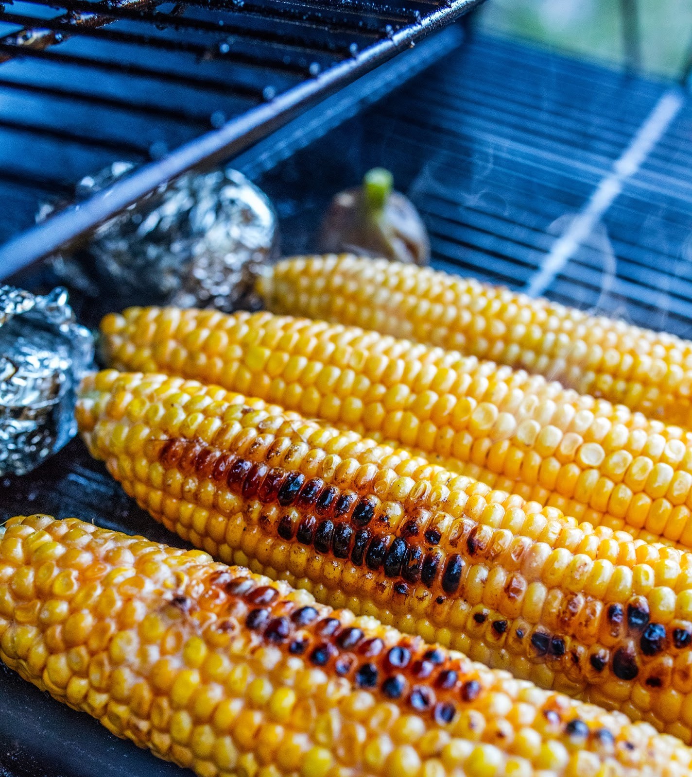 Corn on the Cob | Easy BBQ Meals | Stawichy's Mundare Sausage