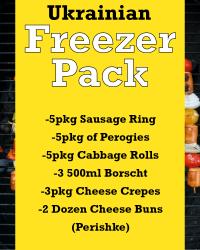 Freezer Pack Ukrainian