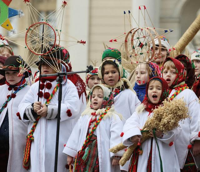 Ukrainian Christmas || Stawnichy's Mundare Sausage