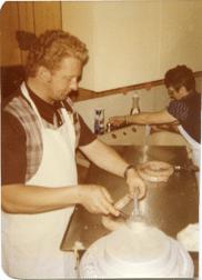 The first sausage smoker   Stawnichy's