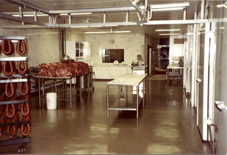 Stawnichy's upgraded processing plant | Stawnichy's History | Mundare Sausage