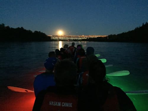 Haskin Canoe Sunset Tour | For the Adventurer | Stawnichy's Mundare Sausage