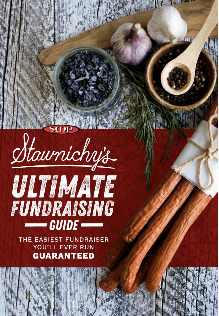 Stawnichy's Fundraising Guide